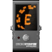 Peterson Strobostomp HD Compact Strobe Pedal Tuner with Large HD Colour Display