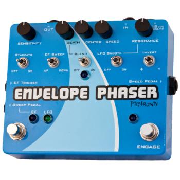 Pigtronix Envelope Phaser