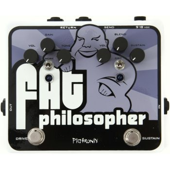 Pigtronix Fat Philosopher
