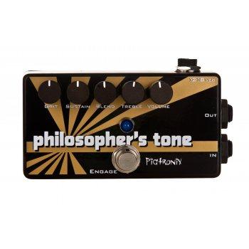Pigtronix Philosopher's Tone Compressor Sustainer & Distortion