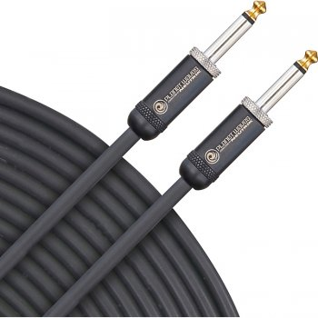 Planet Waves American Stage Instrument Cable - 15 ft / 4.5 m Straight Jack