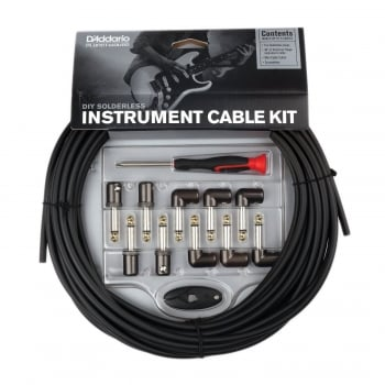 Planet Waves GPKIT-10 DIY Solderless Pedalboard Cable Kit