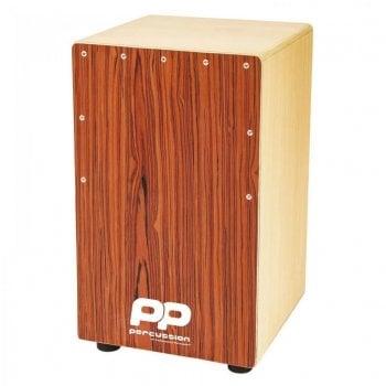 PP World Cajon - Light/Red Wood