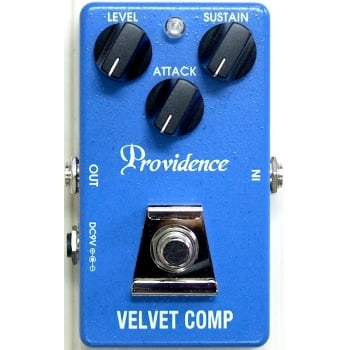 Providence VLC-1 Velvet Comp Compressor Pedal