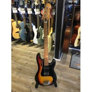Hondo Rare Hondo II Precision Style Bass Guitar - Preowned