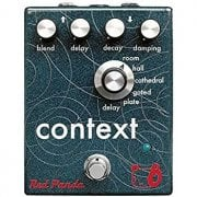 Red Panda Context Reverberator Guitar Pedal