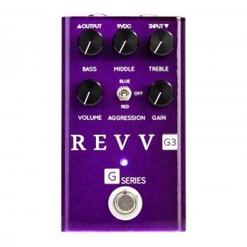 Revv G3 Distortion Pedal