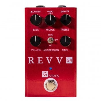 Revv G4 Distortion Pedal
