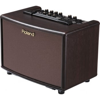 Roland AC-33 Acoustic Guitar Amplifier (Rosewood)