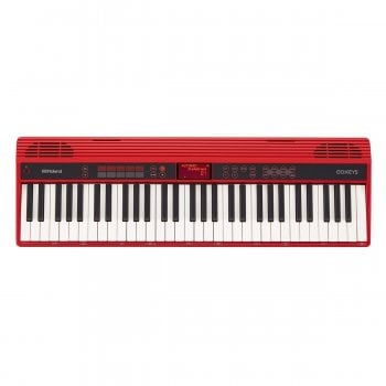 Roland GO-61K Portable Keyboard With Bluetooth