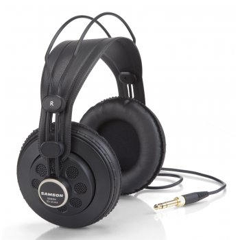 Samson SR850 Closed Back Studio Headphones