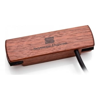 Seymour Duncan SA-3HC Woody HC Acoustic Guitar Soundhole Pickup (Walnut)