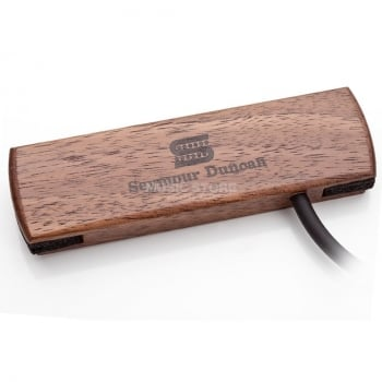 Seymour Duncan SA-3SC Woody SC Acoustic Guitar Soundhole Pickup - Walnut