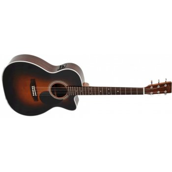 Sigma OMRC-1STE Electro Acoustic Guitar