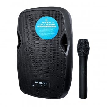 Soundsation KAM RZ8A V3 Portable PA Speaker With Bluetooth Compatibility