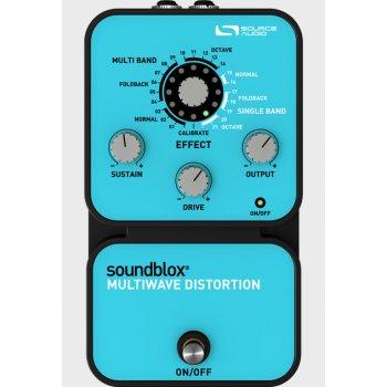 Source Audio Soundblox Multiwave Distortion
