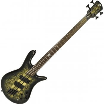Spector NS Dimension 4-String Bass, Haunted Moss Matte