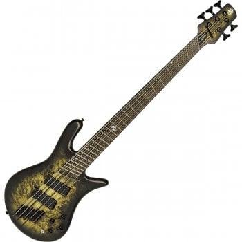 Spector NS Dimension 5-String Bass, Haunted Moss Matte