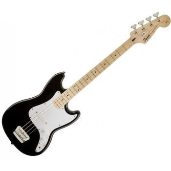Squier Affinity Bronco Bass, Short Scale, Black