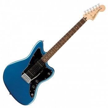 Squier Affinity Jazzmaster, Laurel Fingerboard, Lake Placid Blue