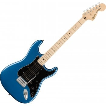 Squier Affinity Stratocaster, Maple Fingerboard, Lake Placid Blue