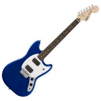 Squier Bullet Mustang HH, Laurel Fingerboard, Imperial Blue