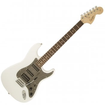 Fender Squier by Fender Affinity Series Stratocaster HSS - Olympic White