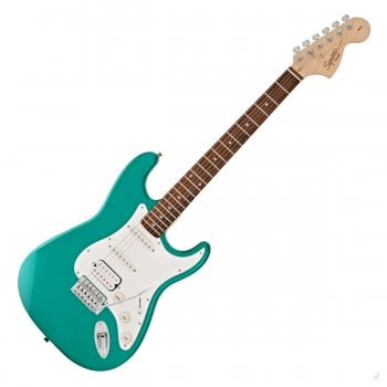 Fender Squier by Fender Affinity Series Stratocaster (HSS) - Race Green