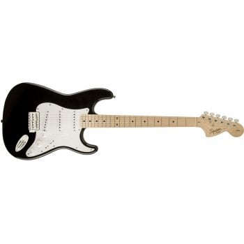 Fender Squier by Fender Affinity Series Stratocaster Maple Neck - Black