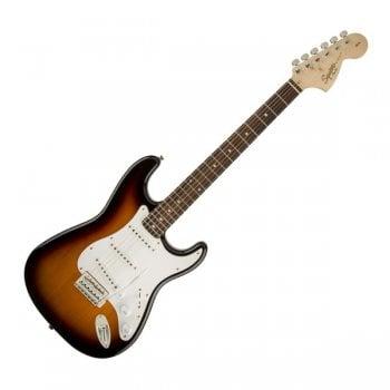 Fender Squier by Fender Affinity Stratocaster  - Brown Sunburst