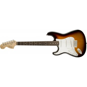 Fender Squier by Fender Affinity Stratocaster Left-Handed - Brown Sunburst