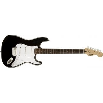 Fender Squier by Fender Bullet Series Stratocaster With Tremolo - Black