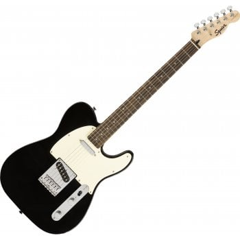 Squier by Fender Bullet Telecaster in Black