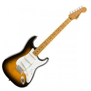 Squier by Fender Classic Vibe '50s Stratocaster, Maple Fingerboard, 2-Colour Sunburst