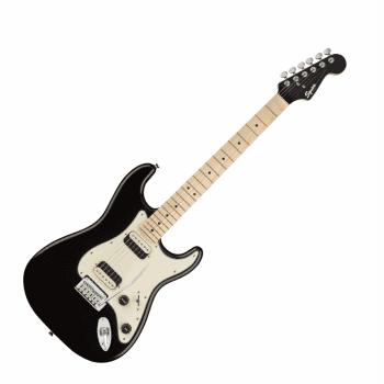 Fender Squier by Fender Contemporary Stratocaster HH Maple Neck - Black Metallic
