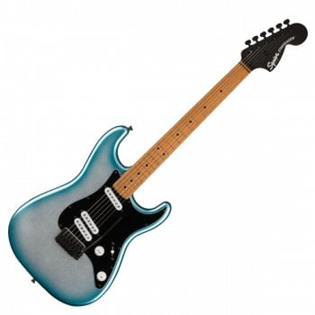 Squier by Fender Contemporary Stratocaster Special, Roasted Maple Fingerboard, Sky Burst Metallic