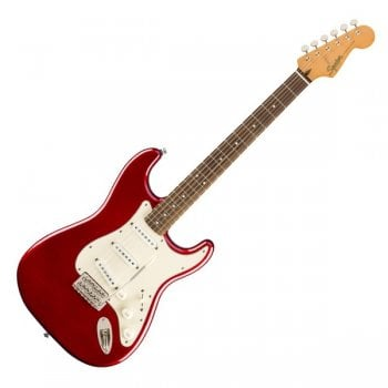 Squier Classic Vibe '60s Stratocaster - Candy Apple Red