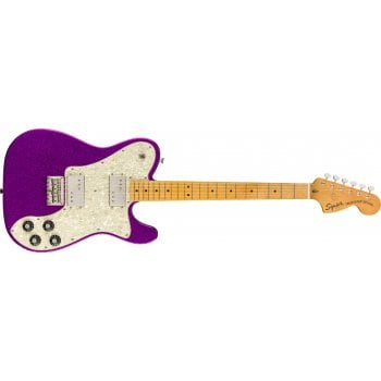 Squier FSR Classic Vibe 70s Telecaster Deluxe, Purple Sparkle - Limited Edition