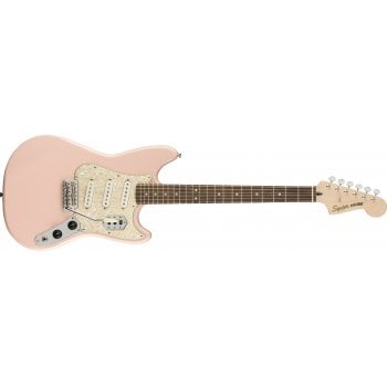 Squier Paranormal Series Cyclone, Laurel Fingerboard, Shell Pink