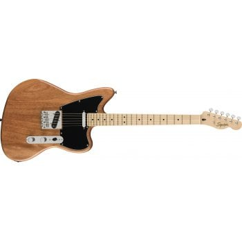 Squier Paranormal Series Offset Telecaster, Maple Fingerboard, Natural