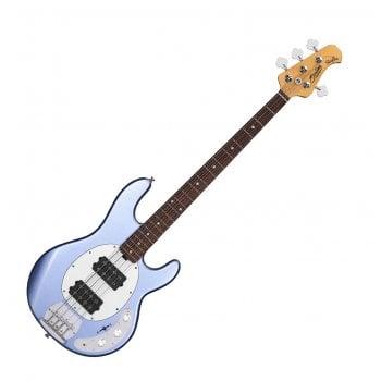 Sterling By Music Man SUB Series Ray4HH Bass Guitar Lake Blue Metallic