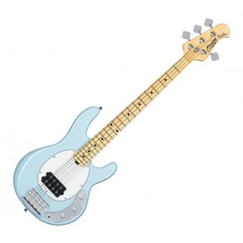 Sterling by Musicman Stingray Short Scale (RaySS4) - Daphne Blue