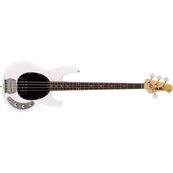 Sterling by Musicman Sub Ray 4 Bass Guitar (White)