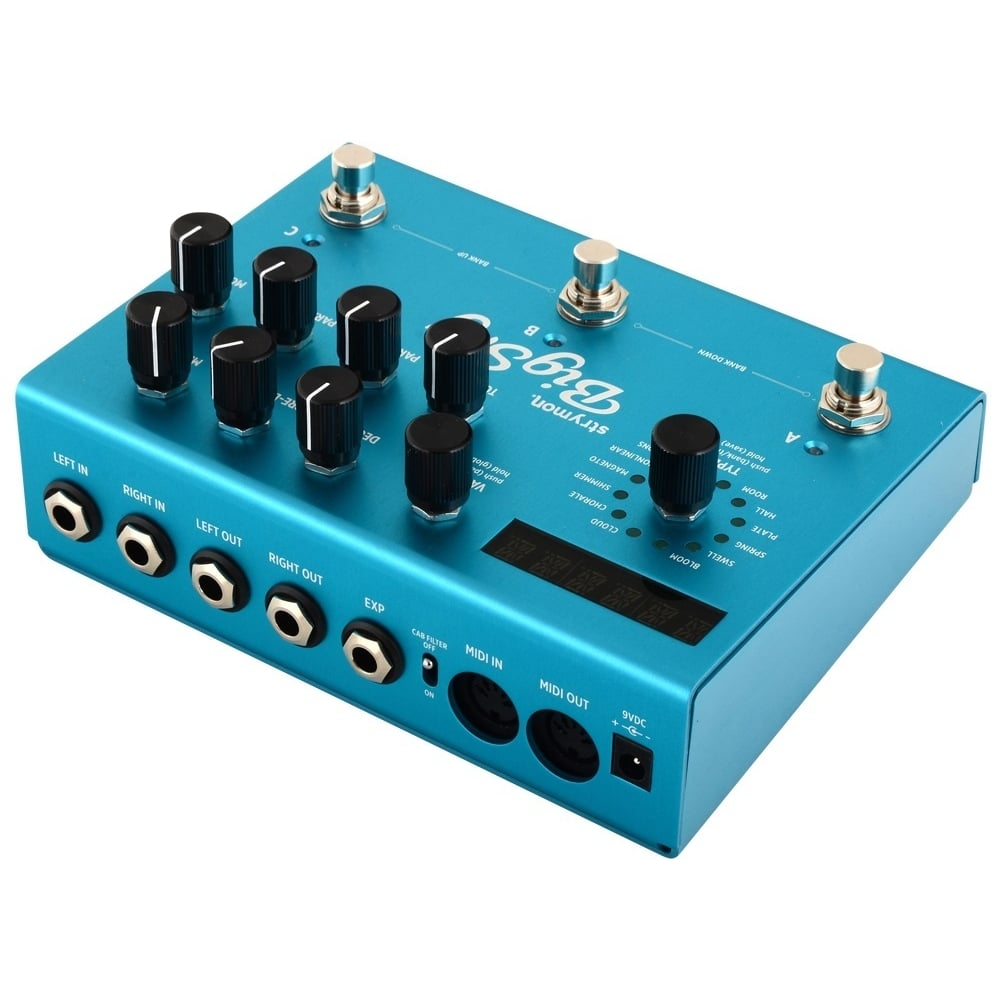 strymon strymon big sky multidimensional reverb electric guitar pedal strymon from stompbox ltd uk. Black Bedroom Furniture Sets. Home Design Ideas