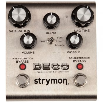 Strymon Strymon Deco Tape Saturation and Doubletracker