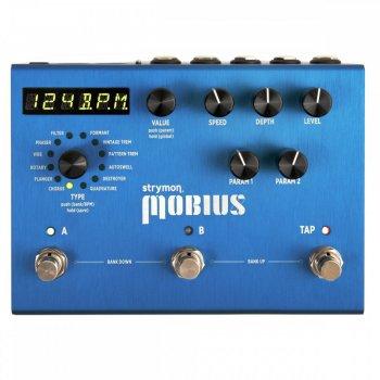 Strymon Mobius Multidimensional Modulation Guitar Effects Pedal