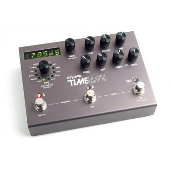 Strymon Timeline Multidimensional Delay Guitar Effects Pedal