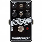 Subdecay Super Spring Theory + Reverberator Pedal