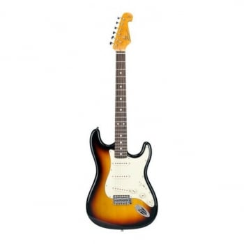SX Stratocaster Electric Guitar (3 Colour Sunburst)