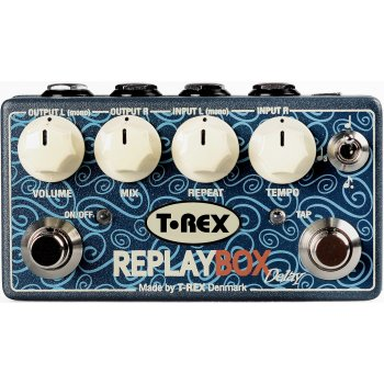 T-Rex Replay Box True Stereo Delay